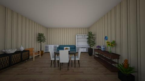 1 - Living room  - by SERGEY11
