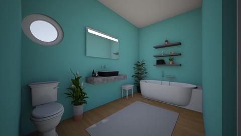 DVC PROJECT 2 - Bedroom - by diamond123
