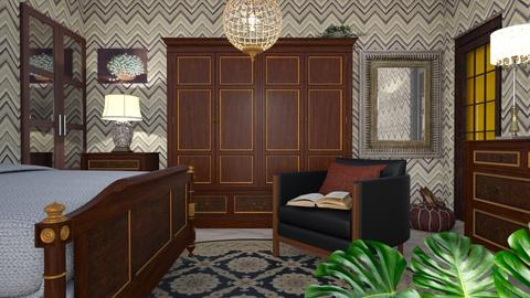 M_BB - Bedroom  - by milyca8
