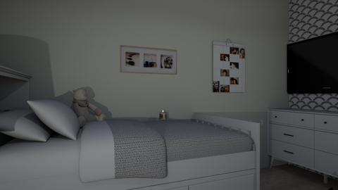Rubiez - Bedroom  - by majakmiecik
