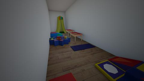 ActivityRoom - Kids room - by GiAnNa2001