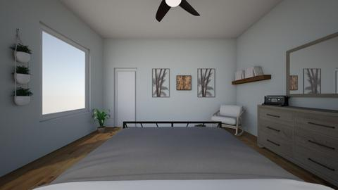Teen Living - Country - Bedroom  - by haileyjray