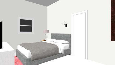 Bedroom - Modern - Bedroom  - by nguyenvandiep