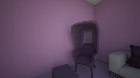 Purple Room - Living room  - by emmad2