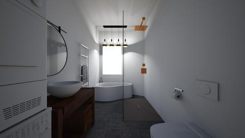 AM Corner 3 - Bathroom  - by Mathias89