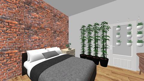 niels degruytere - Bedroom  - by Niels Dg