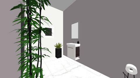 wc - Bathroom  - by Bambi21