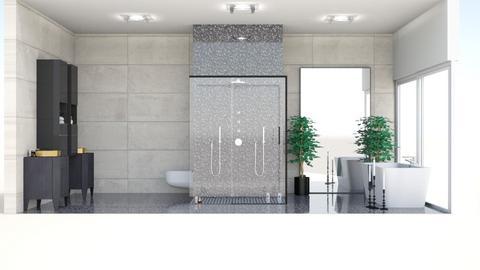 bathroom 4 - Bathroom  - by AnnaR_Klayerar123
