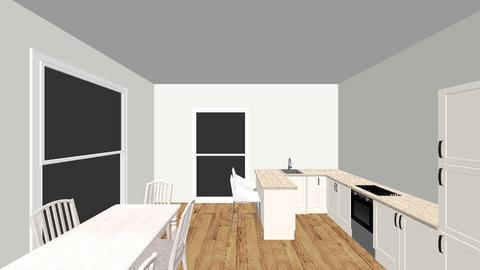 virtuve - Kitchen  - by Cepenrika