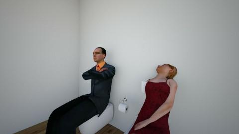 kristinarokotyansky - Glamour - Bathroom  - by awesomemath