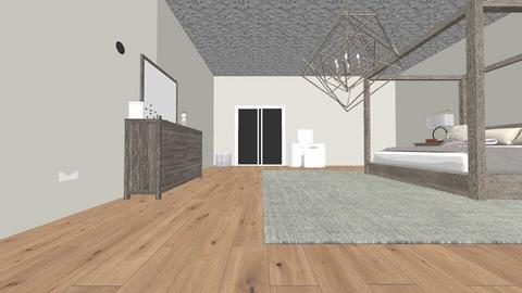 paola - Bedroom  - by queenpaola704