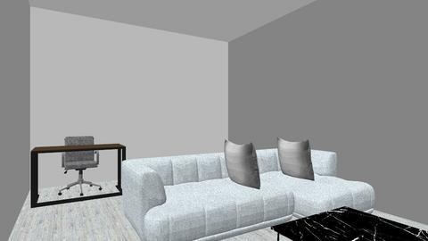 Ibrahim Master Room - Living room  - by ibrahimalfarsi_10