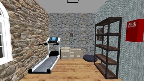 my brdroom  - Modern - Bedroom  - by rustermas