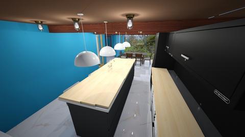 Downstairs 19720 4 bed - Kitchen  - by ABChestnut