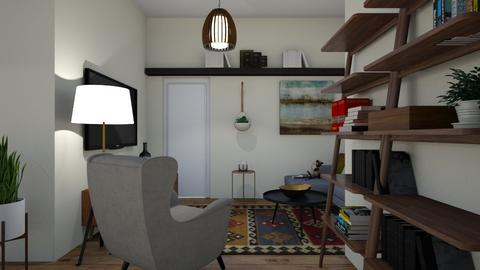 WZ alternative Entwurf 1 - Living room  - by Pris_Frauenzimmer