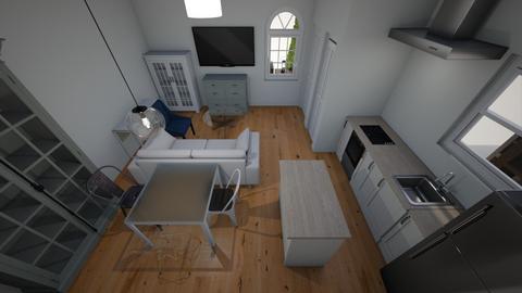 N H 6 - Living room - by Niva T