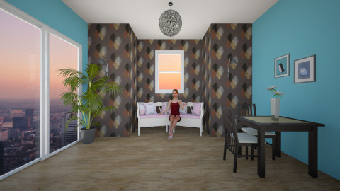 Done - Living room - by Chanell2