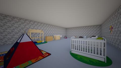 Marianna Furno - Kids room - by lilg129class
