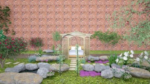 a secret little garden - Garden - by SueandEs