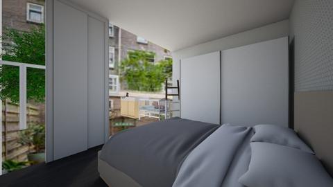 aanbouw_3 - Kids room  - by aniquevanbeek