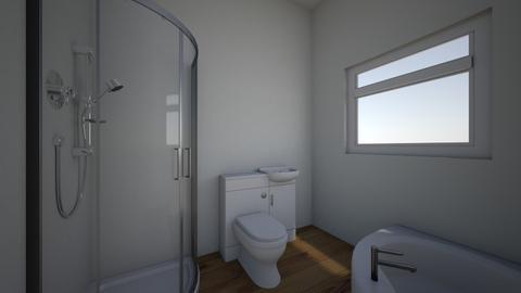 En Suite - Bathroom  - by JackieBBulldog
