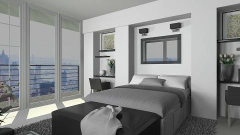 Bedroom006 - Modern - Bedroom  - by Ivana J