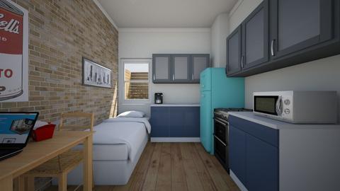 Apartment 25 and a half - by SammyJPili