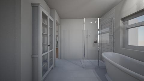 masterbath234 - Bathroom - by hannahkmathenia