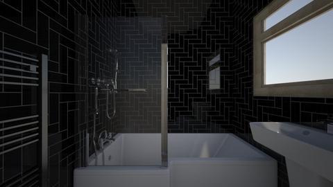 debbie - Bathroom  - by Amyrose1991