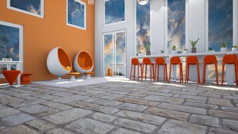 Restaurant - Modern - by Qanon