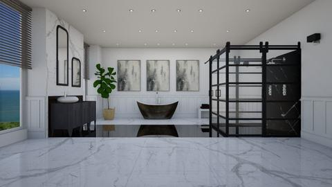 BAO - Modern - Bathroom  - by Elenny