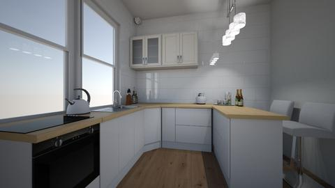 kitchen w - Kitchen - by rahmadaniah06