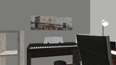 fede room - Modern - Office  - by Coassin Susanna