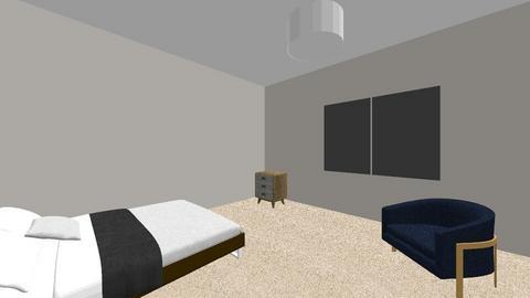 my room - Living room - by Zane zhang
