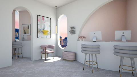 Blur Office - by gaietta_aa