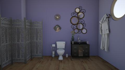 Lavender  - Bathroom - by Gab71892