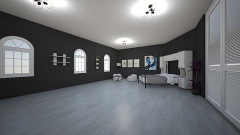 ciana_johnstone_1A - Modern - Bedroom  - by pvmsfacs