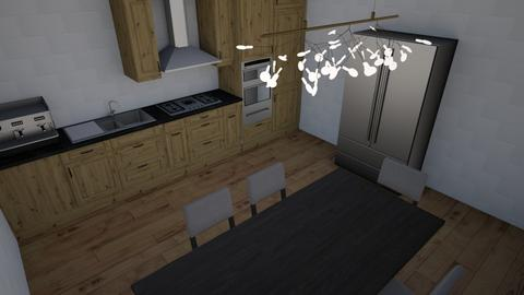 kitchen - Kitchen - by kevinmartinez
