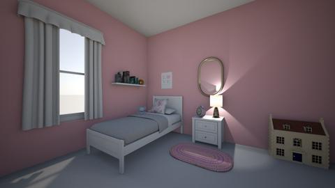Girls room - Kids room  - by just_ari