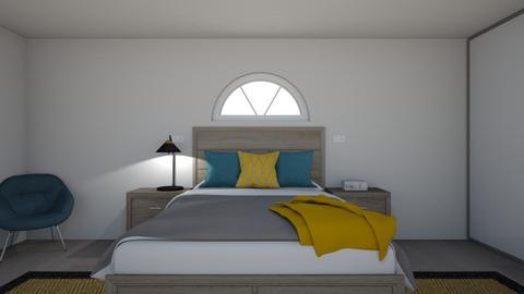 My Room - Bedroom  - by Nicoleg93