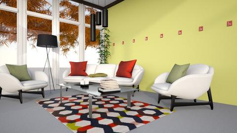 The Rug - Living room  - by ellanora2019