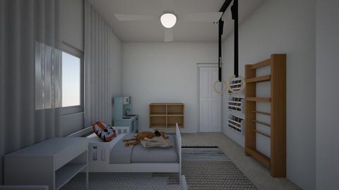Adi kidsroom 3 - Kids room  - by erlichroni