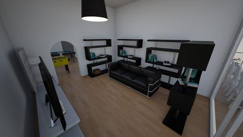 EV Martim Goncalves n19 - Bedroom  - by Martim Goncalves