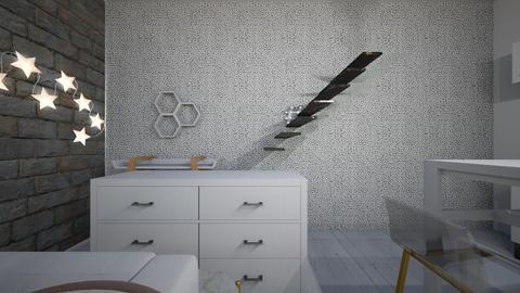 modern apartment - Modern - by DUCKYYYYYY