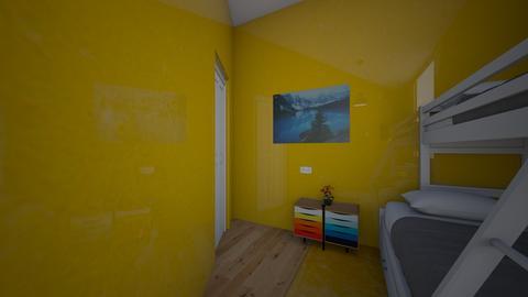 Girls room 2 - by saratevdoska