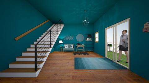 Tryd My best love you - Living room - by IlI805