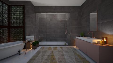 bath - by dadarkdada