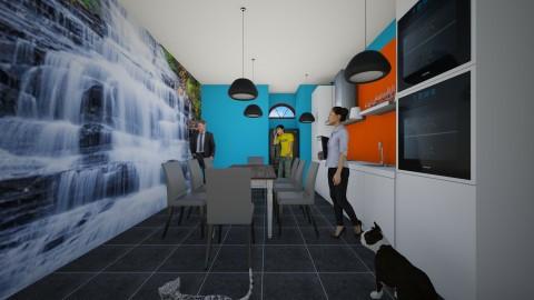 kitchen 2 - Classic - Kitchen - by Ttheboss
