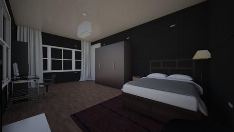 Rheyneir Bedroom - Bedroom  - by Rhenkou