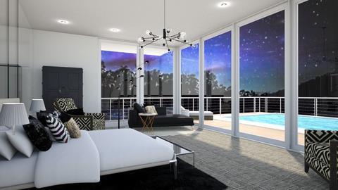 Night Sky Bedroom - Bedroom  - by jjp513